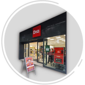 Nuevo modelo tienda DIA