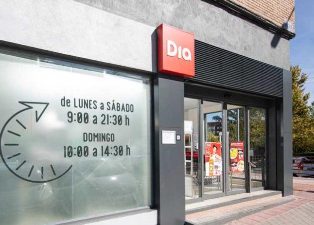 Cuántas tiendas tiene DIA en España