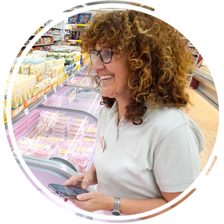 Franquicias de alimentación de supermercados DIA