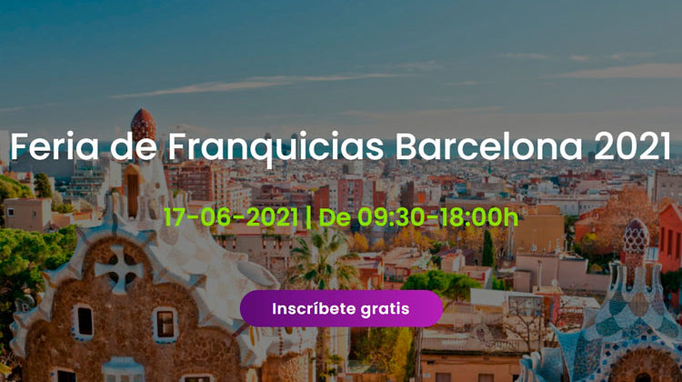 Te esperamos en Franquishop Barcelona el 17 de junio