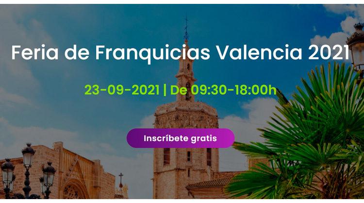 23 de septiembre: Te esperamos en Franquishop Valencia